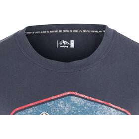Maloja BeverinM. - T-shirt manches courtes Homme - bleu